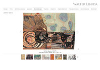 Walter Libuda - Malerei, Zeichnungen, Plastiken, Objekte