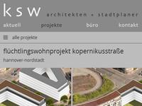 ksw architekten + stadtplaner, Hannover